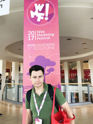 Visitando il Festival del Web Marketing 2017 1