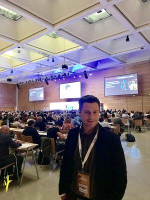 """Osvaldo Alberti all'evento """"Marketing"""" di Rimini"""